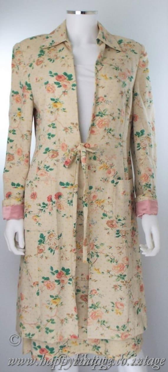 Laura Ashley Skirt Suit