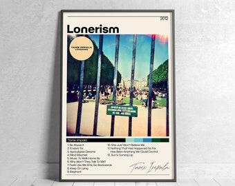 "Tame Impala /""Lonerism/"" Art Music Album Poster HD Print Decor 12/"" 16/"" 20/"" 24/"""