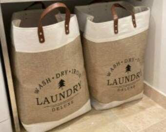 Laundry Storage, Baby Laundry Basket, Hamper For Laundry, Nursery Hamper, Laundry Room, Laundry Room Ideas, Large Laundry Basket