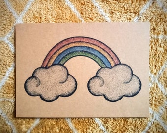 Twinklebunz Disney Rainbow print