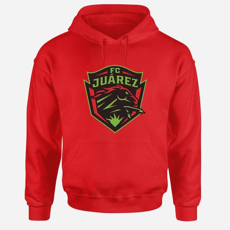 Deprtivo Juarez FC Soccer Hoodie New Sudadera de Juarez FC
