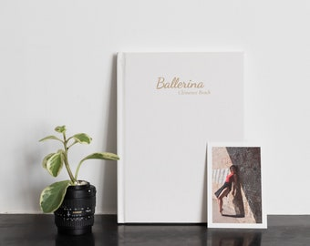 Ballerina - Book of photographs of dance, classical dance, contemporary and modern dance