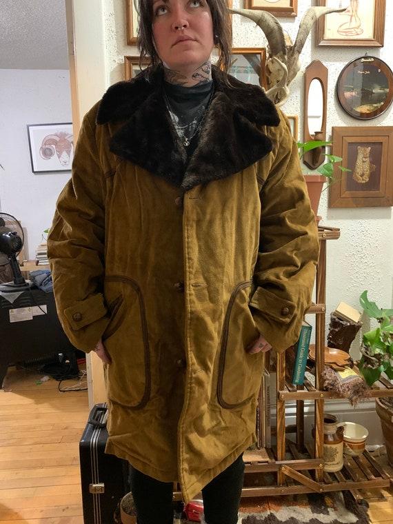 Montgomery Ward Vintage Coat