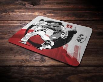 Judo Mouse Pad | Budo Series #1