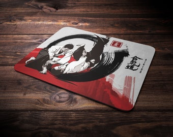 Aikido Mouse Pad | Budo Series #1