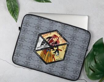 Miyamoto Musashi Laptop Sleeve