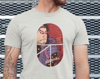 Ukiyo E Kabuki T-Shirt