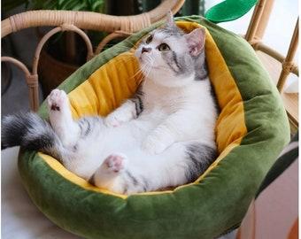 pet blanket pet bed Avocado pet snuggle sack