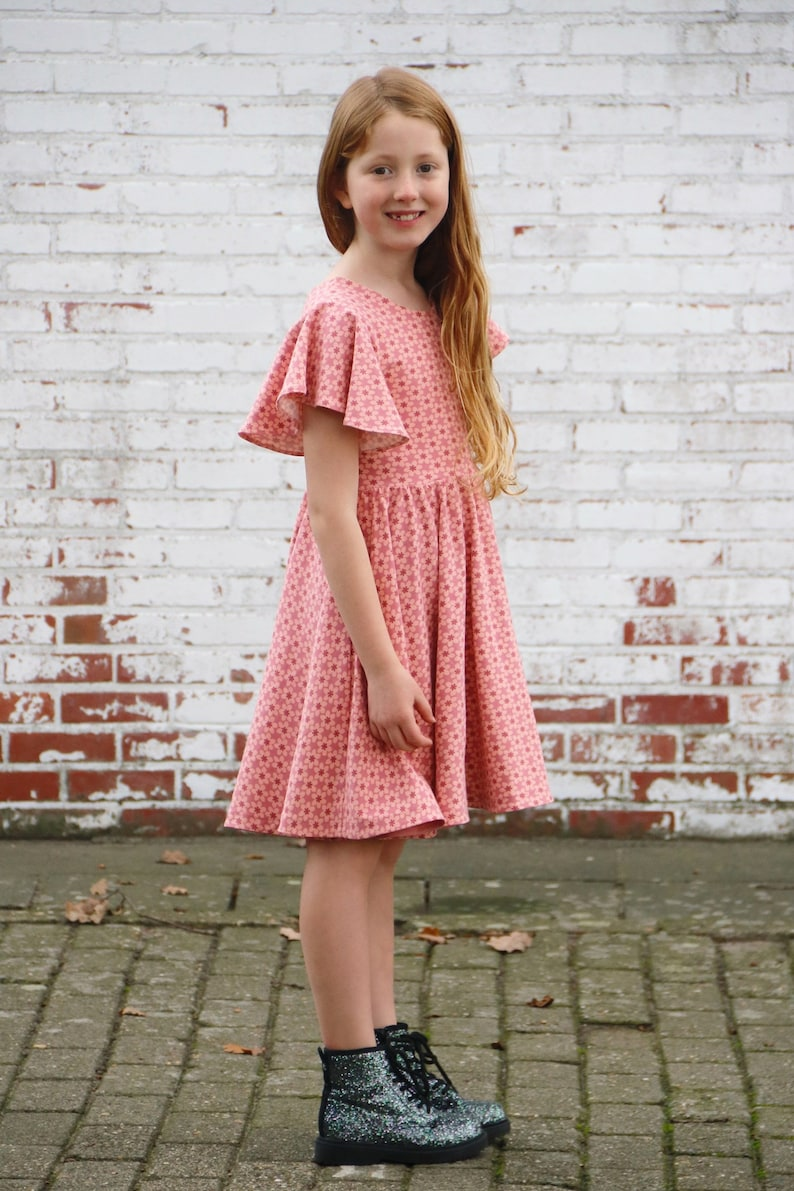 Iris Dress PDF Sewing Pattern