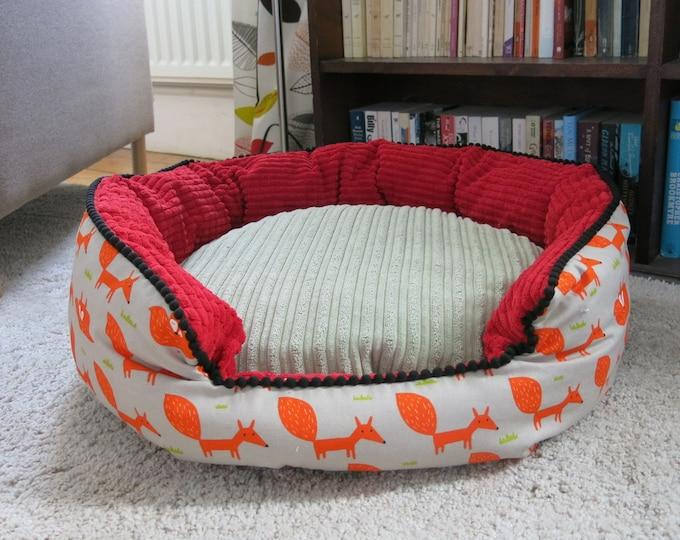 Medium round bed