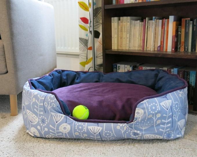 Medium rectangular bed