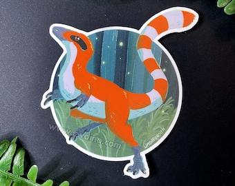 Sticker - Sinosauropteryx