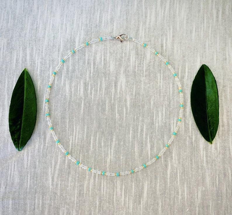 Sunset Beach Necklace