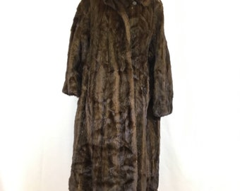 1950s Mink Coat, How Much Did A Mink Coat Cost In 1950