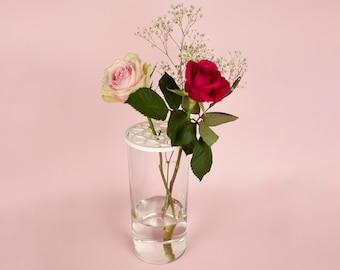 Mandala vase flower holder | Flower arranger | 3D printed flower frog