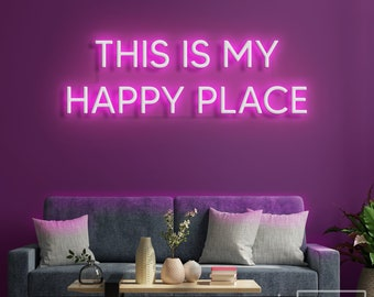 Neon sign wall art,Neon sign wall decor BEAUTY POSE Neon Sign Light Office Living Room Interior Design