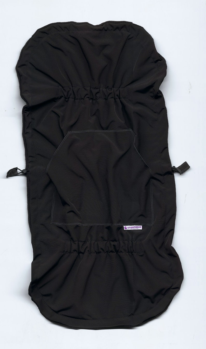 Universal extension for baby protective coats