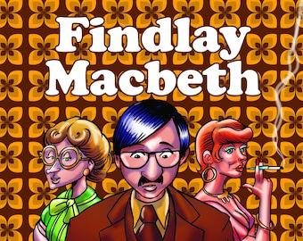 Findlay Macbeth - graphic novel