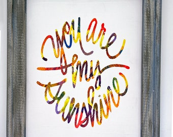 Canvas Paintings Of Quotes Etsy
