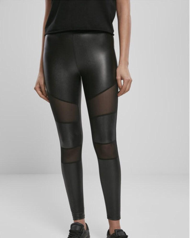 Leggings  Urban classics Ladies Imitation Leather Leggings