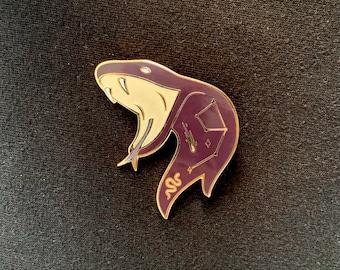 Loki - Norse Spirit Animals Enamel Pin
