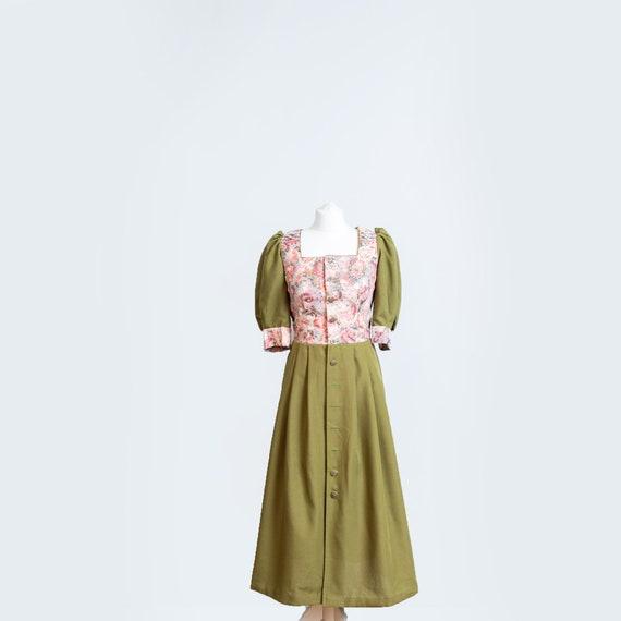 Trachten Dress / Dirndl Dress / Salzburger Austria