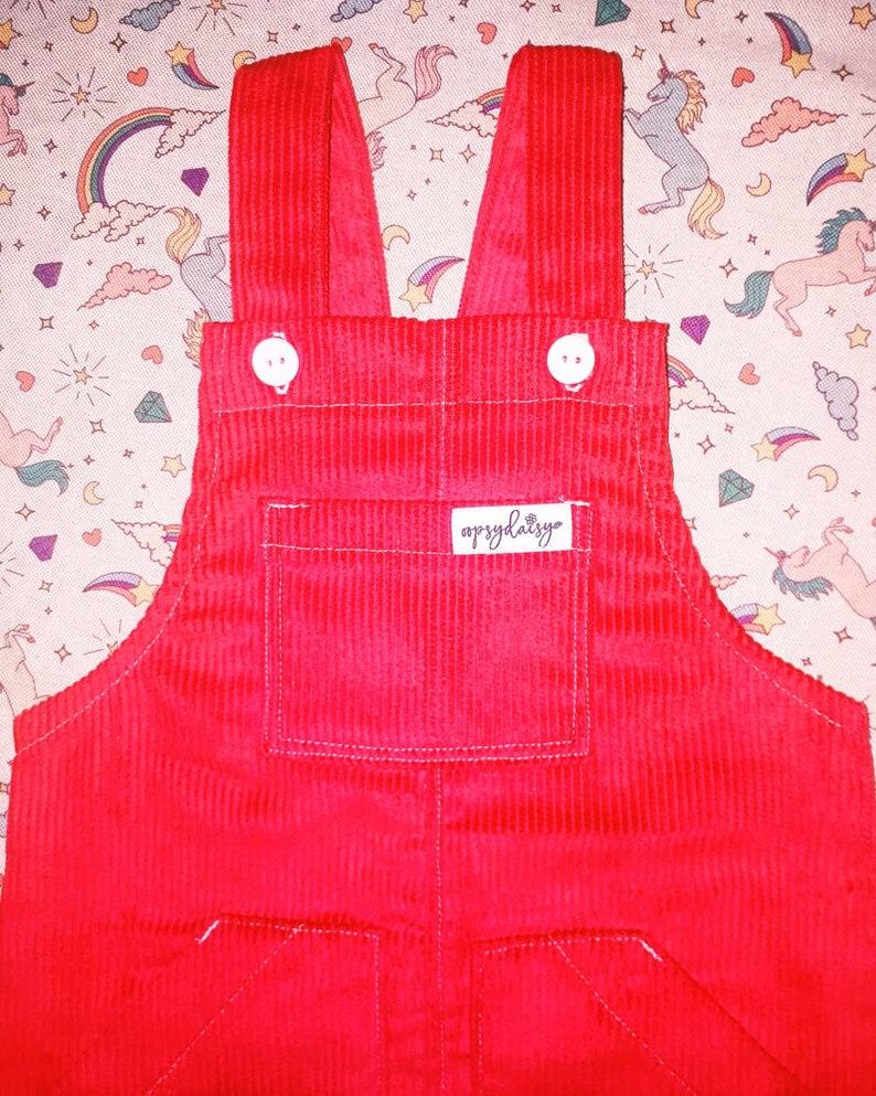 Oopsydaisy Kid/'s Pinafore Dress