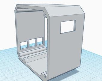 Raspberry Pi 4B Desktop Computer Case - Additional 3D Print Files