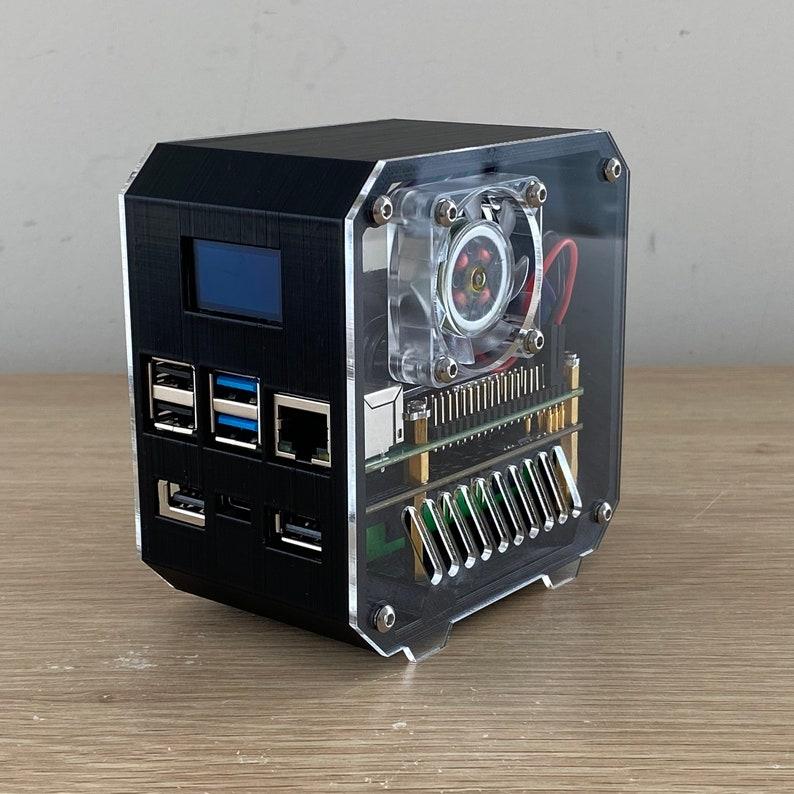 Raspberry Pi 4B UPS Case image 0