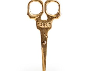 Skull Scissors