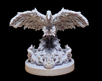 Phoenix Dungeons and Dragons miniatures