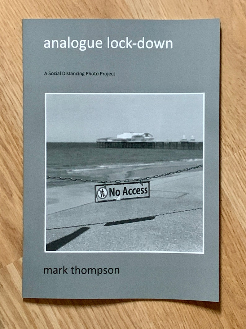 Analogue Lockdown Photo Zine image 0