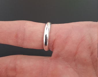 Silver ring, mid-ring, silver jewelry, 925 silver, gift for her