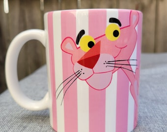 Pink Panther Stuffed Etsy