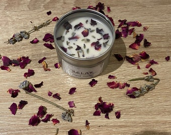 Natural Scented Soy Wax Candles