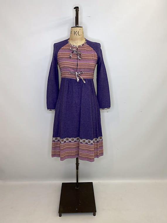 70's Day Dress