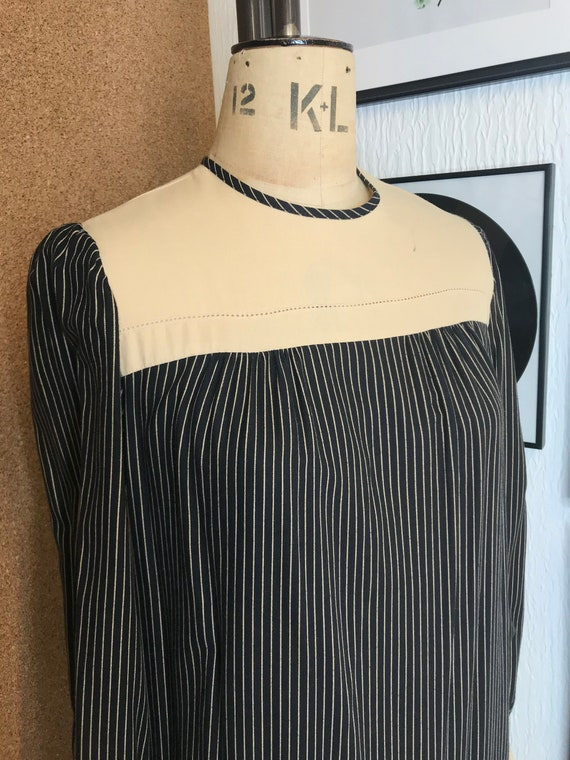 30's Vintage Day Dress
