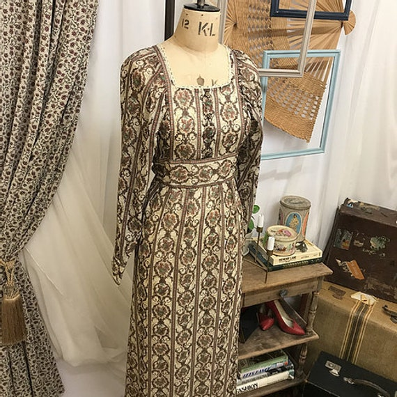 70's Vintage Dollyrockers Dress - image 2