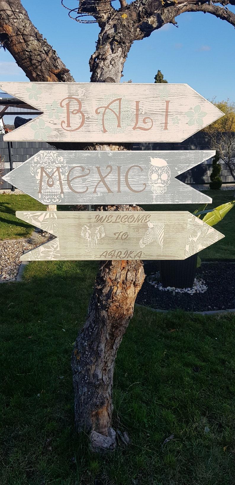 Signposts gardenwood sign personalizedsignposts holiday image 0