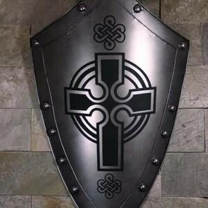 Medieval 300 SPARTAN Shield 24 GREEK King Leonidas Gear of War Armor Shield~ Crusader Shield ~ cosplay shield ~ Armor/'s shield ~ Gift item