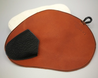 oyster glove, leather protection for opening oysters
