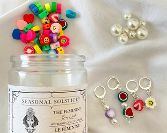 Aesthetic Summer Personalized Jewelry SOUR Inspired