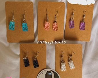 Aesthetic Gummy Bear Jewelry