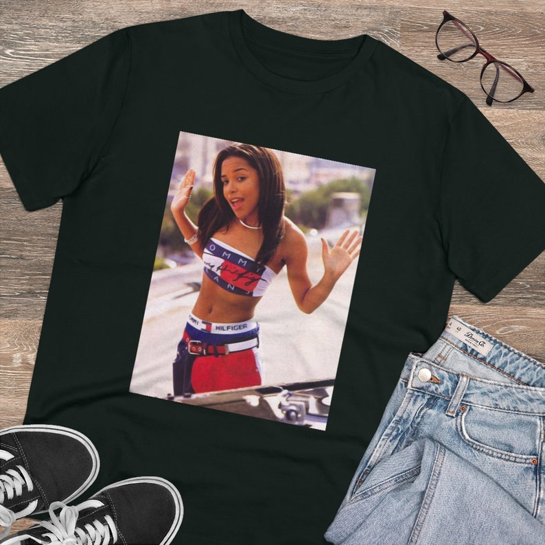 Aaliyah Tommy Hilfiger T-Shirt