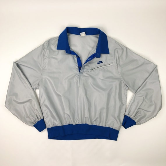 VTG Nike 70s 80s Windbreaker Jacket Size Medium