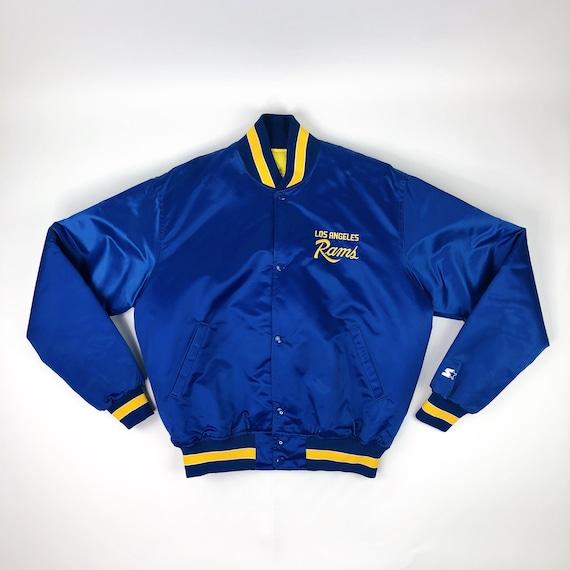 VTG NFL Los Angeles Rams Starter Jacket Size Large