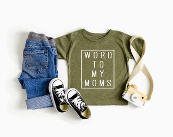 Two Moms Shirts Etsy
