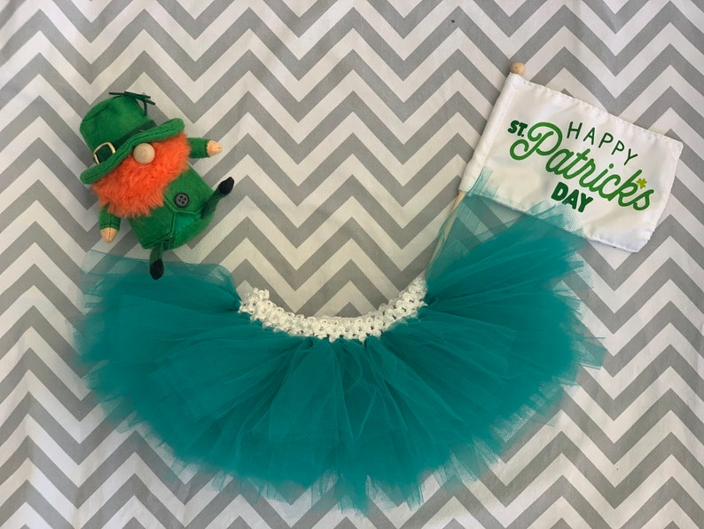 St Partick/'s Day Baby Outfit