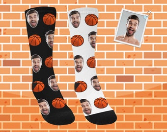 Custom Men/'s face Sports Socks Stocking custom football socks Rugby Socks Personalized Photo Sockss Customized Face Socks photo Lover Gift