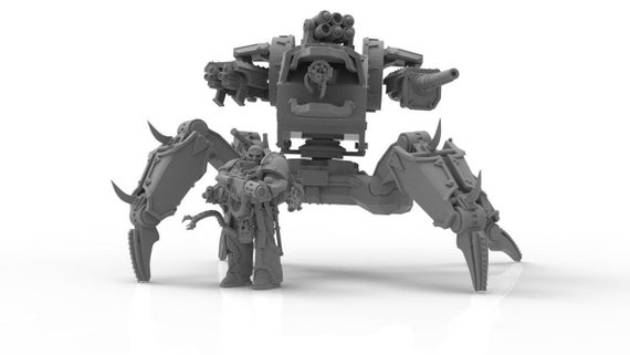 Despoiler War Engine